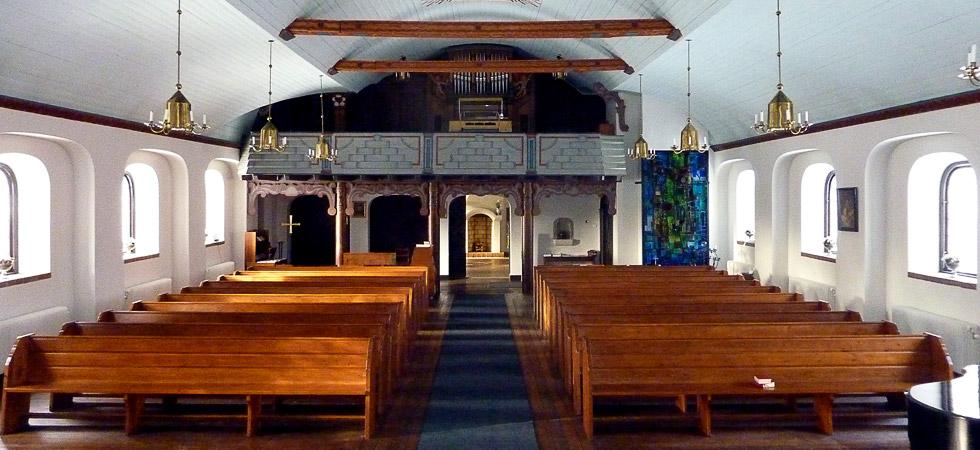 ECS Teknik AB - Enskede kyrka